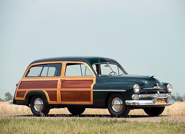 Mercury Station Wagon '1950