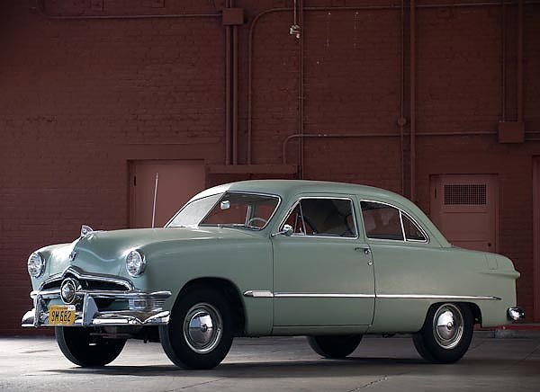 Ford Custom Deluxe Tudor Sedan '1950