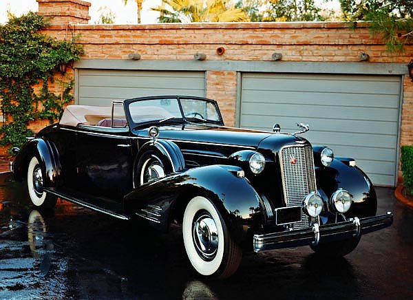 Cadillac V16 Series 90 Convertible Coupe '1936
