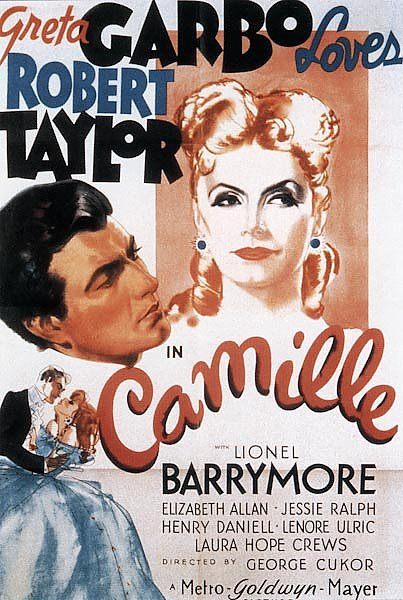 Poster - Camille (1936)