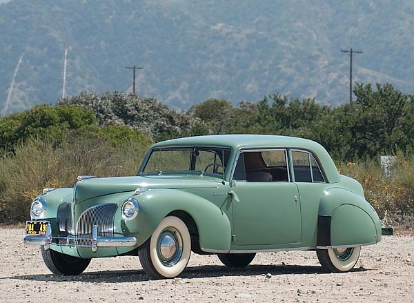 Lincoln Continental Coupe '1941