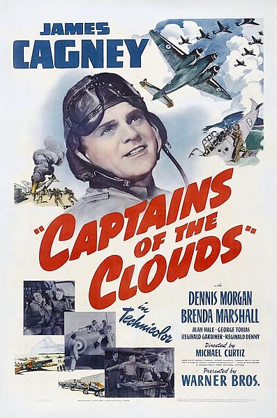 Poster - Captains Of The Clouds