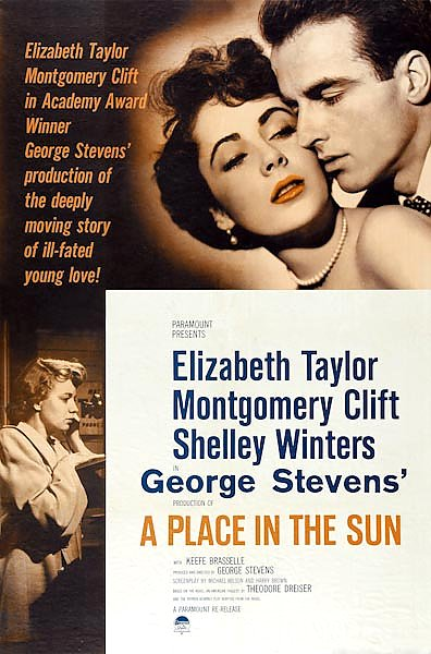 Poster - A Place In The Sun 2