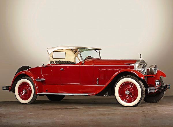 Packard Eight Runabout (136) '1924