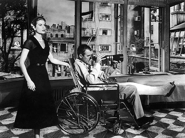 Stewart, James (Rear Window)