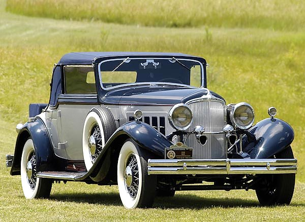 REO Royale Convertible Coupe '1931–35