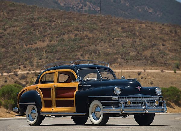Chrysler Town&Country '1947