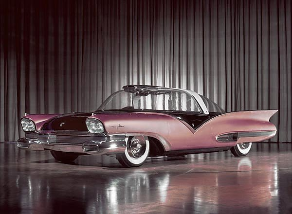 Ford Mystere Concept Car '1956