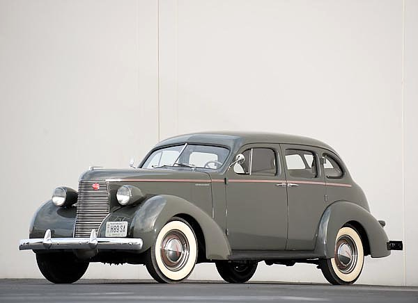 Studebaker Commander Six Cruising Sedan '1938