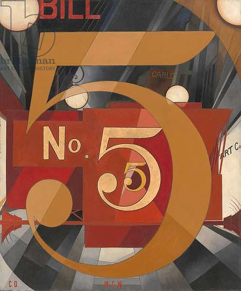 I Saw the Figure 5 in Gold, 1928
