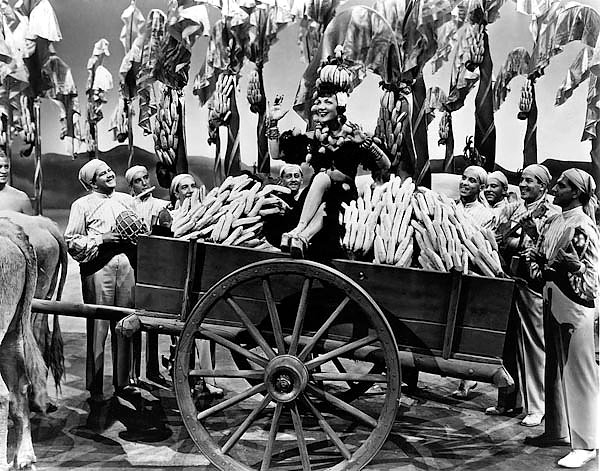 Miranda, Carmen (Gang's All Here, The)