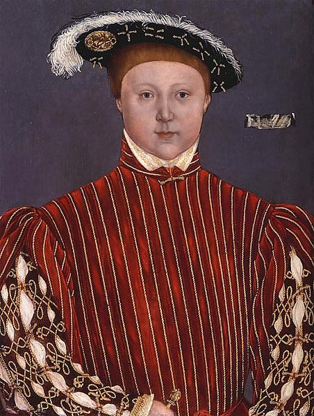 'The Lumley portrait of King Edward VI, as Prince of Wales'