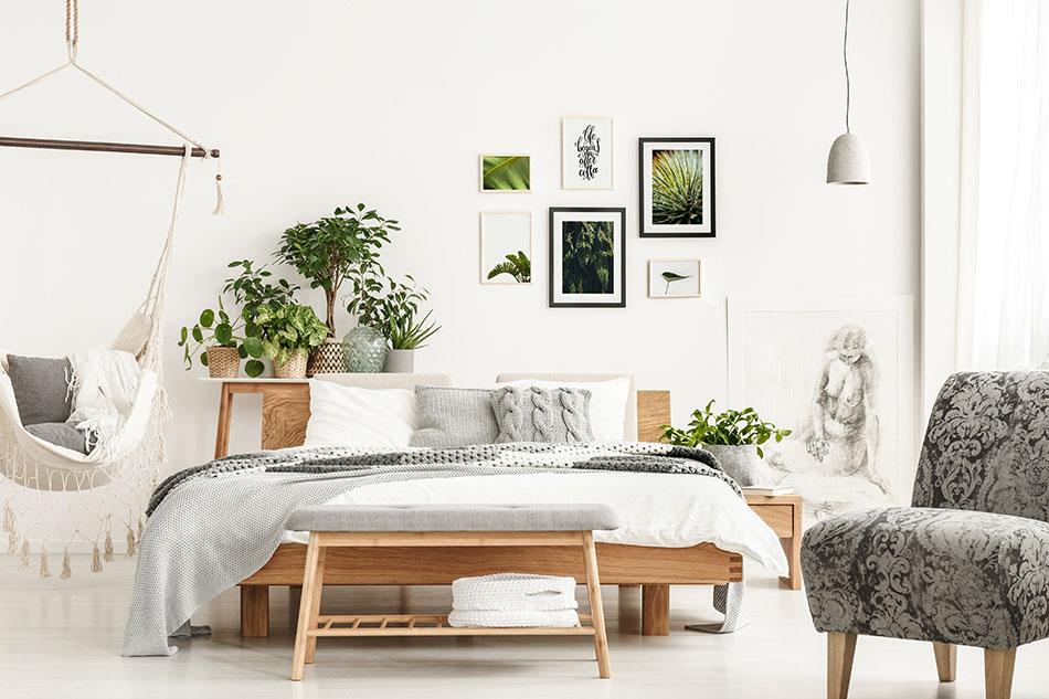 постеры в спальню в скандинавском стиле рецептов своих