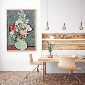 Картины с натюрмортами для кухни или столовой