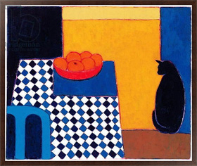 Картина в раме Still Life with Boris, 2002, Донне Эйфне