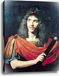 Постер Мигнар Пьер Moliere in the Role of Caesar in the Death of Pompey