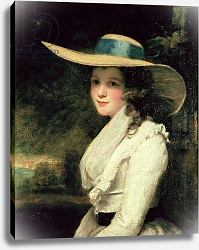 Постер Рейнолдс Джошуа Lavinia Bingham, 2nd Countess Spencer, 1785-86