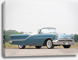 Постер Oldsmobile 98 Convertible '1957