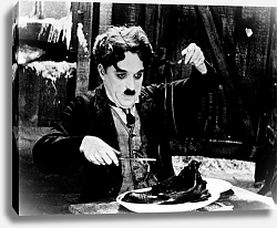 Постер Chaplin, Charlie (Gold Rush, The) 3