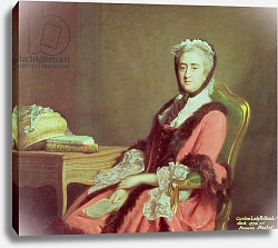 Постер Рамзай Алан Lady Holland, 1766