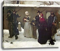 Постер Стивенс Альфред What is Called Vagrancy or, The Hunters of Vincennes, 1854
