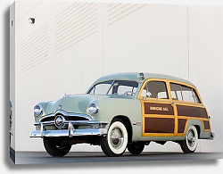 Постер Ford Country Squire '1950