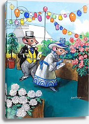 Постер Мендоза Филипп (дет) The Town Mouse and the Country Mouse 4