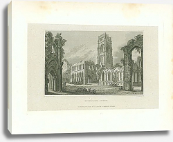 Постер Fountains Abbey