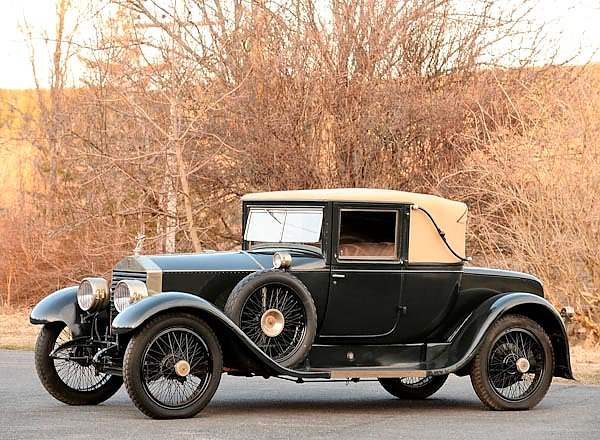 Rolls-Royce 20 2-door Landau Coupe by Locke '1925