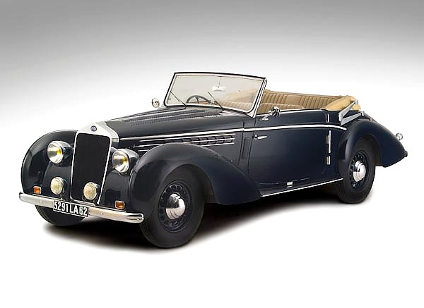 Delage D6-70 Cabriolet by Guillore '1938