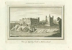 Постер View of Appleby Castle in Westmoreland