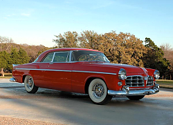 Постер Chrysler C-300 '1955