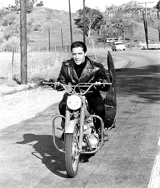 Presley, Elvis (Roustabout)