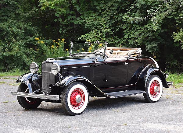 Ford Model B Deluxe Roadster '1932