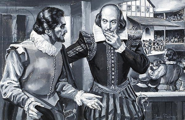 Who said...? Ben Johnson and William Shakespeare