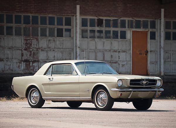 Mustang Coupe '1965