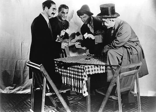 Marx Brothers (Duck Soup)