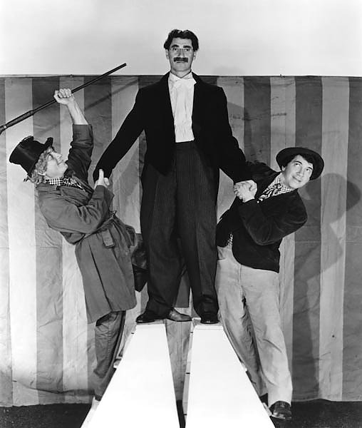 Marx Brothers (At The Circus) 6