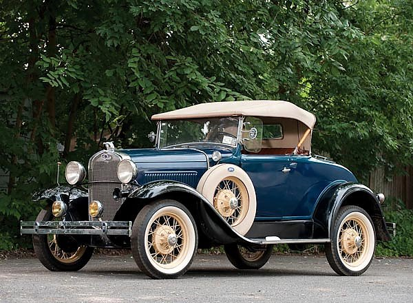 Ford Model A Roadster '1927–31