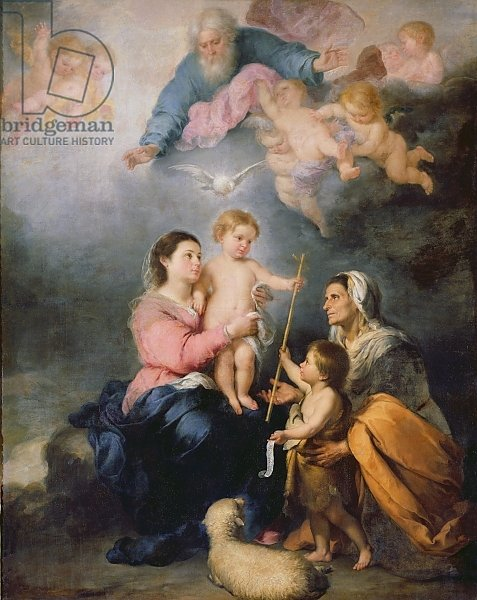 The Holy Family or The Virgin of Seville