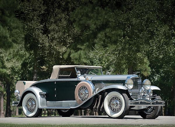 Duesenberg J Convertible Coupe SWB by Murphy '1929–32