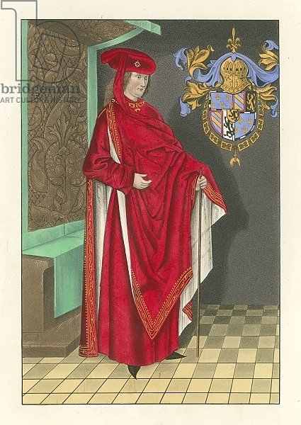 Philip, Duke of Burgundy, c 1460