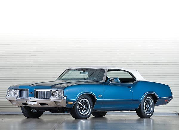 Oldsmobile 442 Convertible '1970