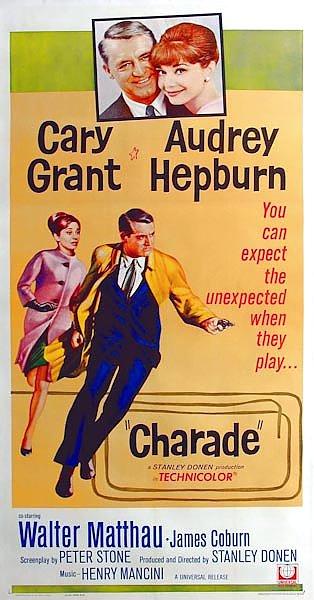 Charade movie