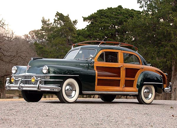 Chrysler Town&Country '1948