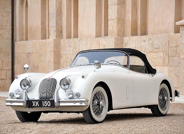 Jaguar XK150 Roadster '1958–61