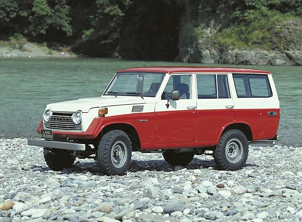 Toyota Land Cruiser 50 US-spec (FJ56VL) '1975–79