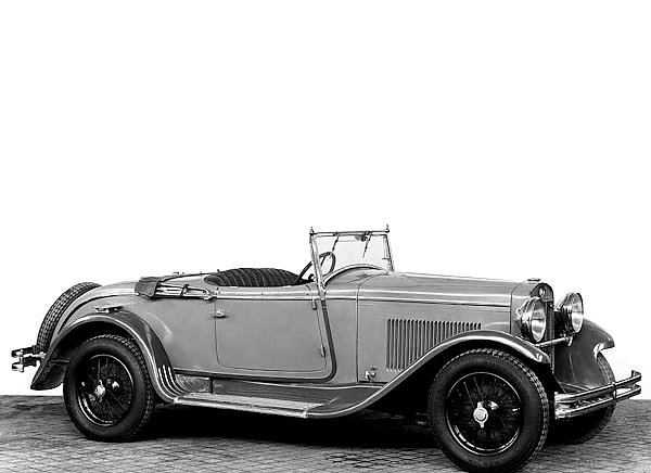 OM 665 Convertible '1930