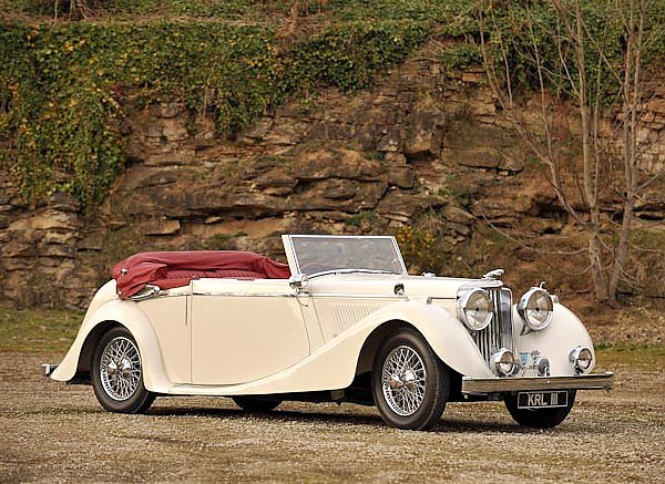 SS Drophead Coupe '1938