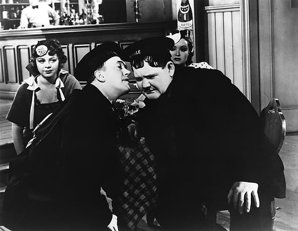Laurel & Hardy (Our Relations)
